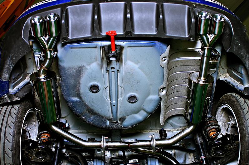2010 2012 Kia Forte Koup 2 0l Jun B L Exhaust System