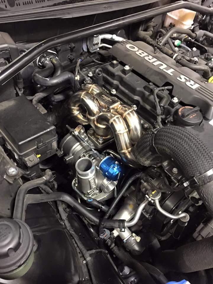 Mxp Turbo Manifold Genesis Coupe 2 0t