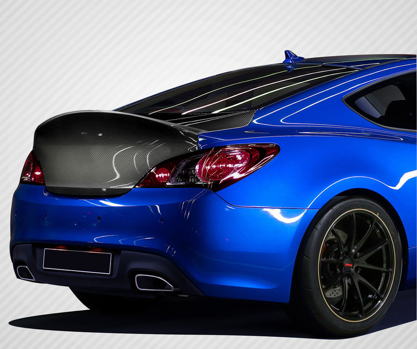 Carbon Creations Rs 1 Trunk Genesis Coupe 2010 2014