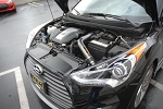 AEM Veloster Turbo 1.6L Gunmetal Gray Cold Air Intake