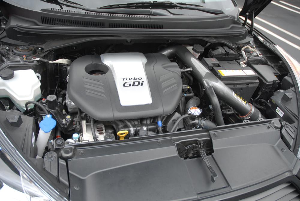 AEM Veloster Turbo 1 6L Gunmetal Gray Cold Air Intake
