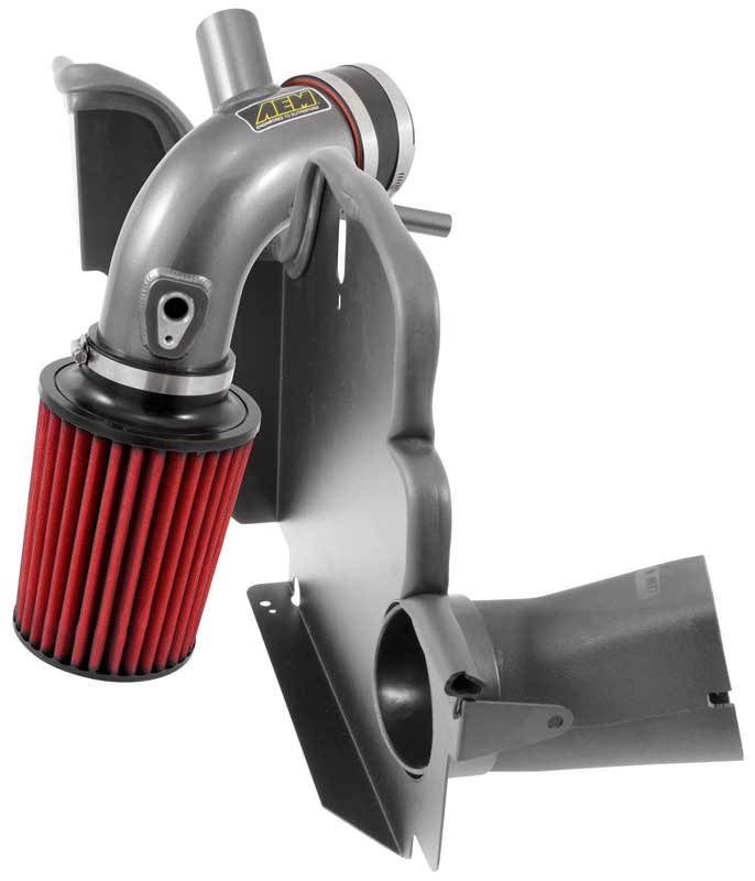 AEM Gunmetal Gray Cold Air Intake 3.8 V6 2013 - 2016