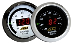 AEM Digital Wideband UEGO Gauge Air Fuel Ratio