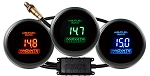 Innovate Motorsports DB Red/Blue/Green Air Fuel Gauge Kit