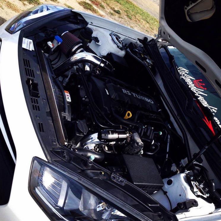 2013-2014 Genesis Coupe 2 0T Intercooler Piping Kit (845 MotorSports)