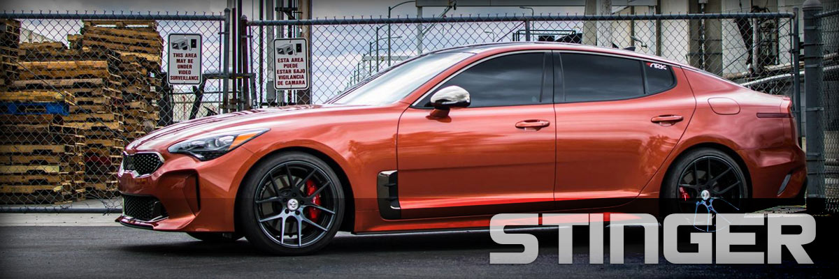 Kia Stinger Products