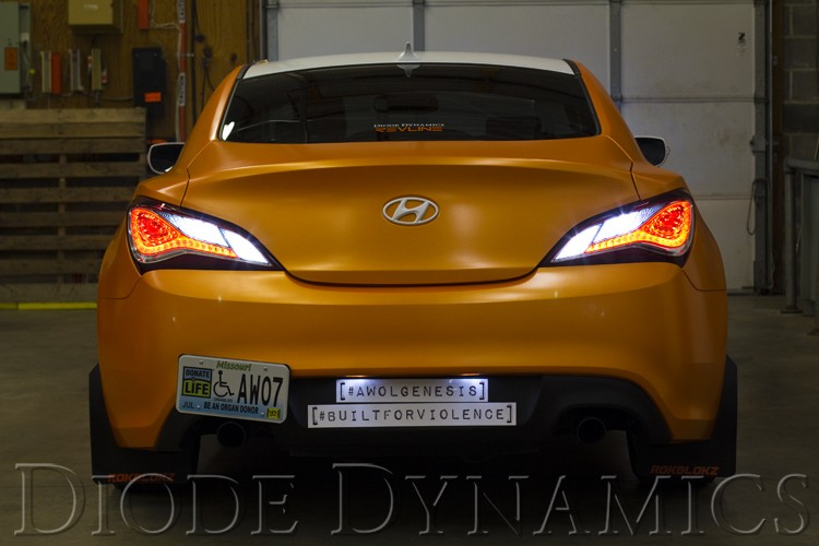 Diode Dynamics Tail as Turn Signal & Backup Module Genesis Coupe 2013- 2015