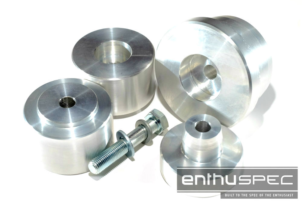 ENTHUSPEC DIFFERENTIAL MOUNT KIT (3PC) GENESIS COUPE BK1 2010 - 2012