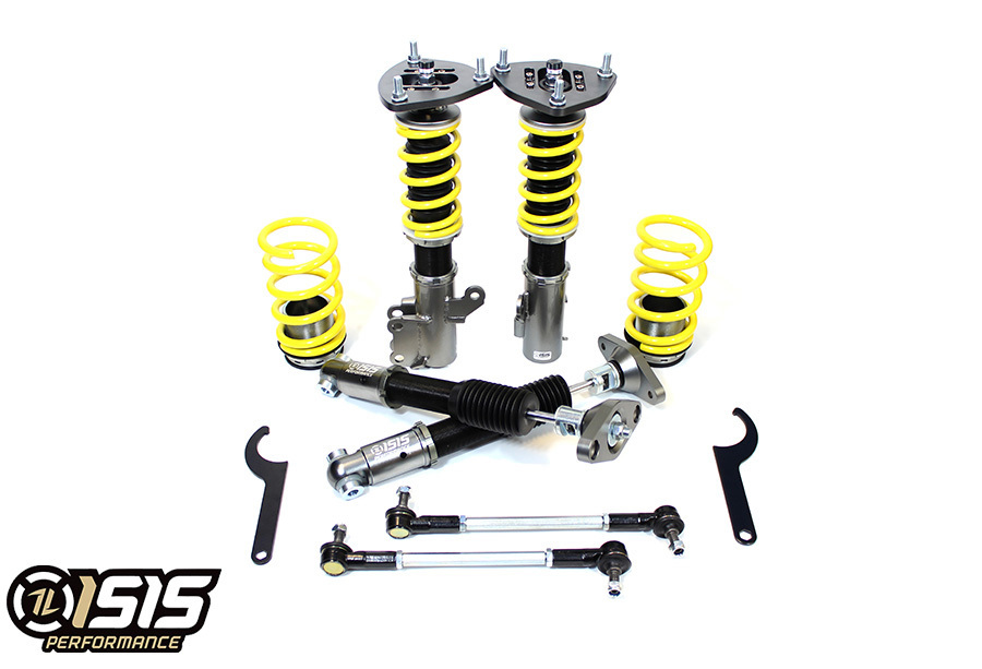 ISR/ISIS COILOVERS GENESIS COUPE 2010 - 2016