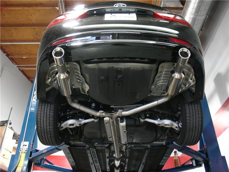Quick View: KIA Optima Sx Exhaust At Woreks.co