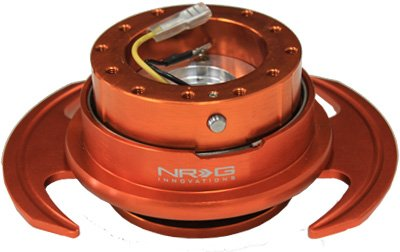 Nrg Orange 3.0 Steering Wheel Hub Genesis Coupe