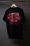 Drifting Rots Your Brain T-Shirt (What Monsters Do)
