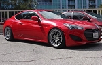 18 x 9.5 +27 ; 18 x 10.5 +30 (Genesis Coupe) NT03+M