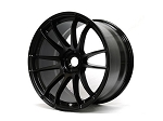 Gram Lights 57XTREME 19x9.5 +25 ; 19x10.5 +12 (Semi-Gloss Black)