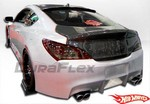 Genesis Coupe Hot Wheels Rear Bumper 2010 - 2013