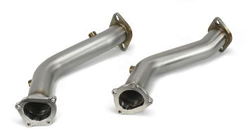 SXTH ELEMENT Primary Downpipes KIA STINGER GT 3.3 2017+
