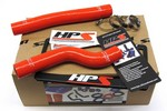 HPS RED Radiator Hose 2010 - 2012 Genesis Coupe 2.0T