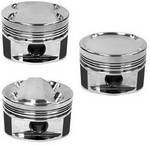 Manley Platinum Series Lightweight Pistons 86.5mm oversized Genesis Coupe 2.0T