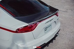 Seibon Carbon - OE-Style Hatch Deck Lid