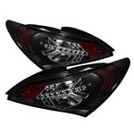 Spyder Auto Hyundai Genesis 09-11 LED Tail Lights - Black