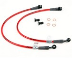 Agency Power Front Brake Lines Genesis Coupe 10+