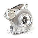 ATP Bolt on turbo Garrett 350HP ultra-responsive Genesis Coupe 2.0T