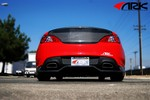 ARK C-FX  Rear R-spec Diffuser Genesis Coupe 2010 - 2013