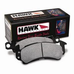 Genesis Coupe Hawk HP + Track Model w/ Brembos - Front Pads 2010 - 2012