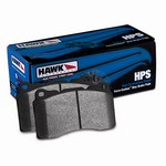 Genesis Coupe Hawk HPS Base Model - Rear Pads 2010 - 2015