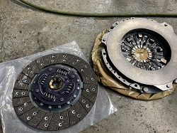2013-2016 Genesis Coupe 3.8 - Valeo HD Clutch and Pressure Plate - Uses OEM Flywheel