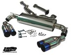ISIS STREET CAT-BACK EXHAUST FOR 2.0T 2010 - 2014 Genesis Coupe