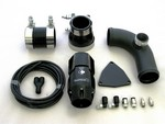 Synapse Black BOV Kit 10-12 Genesis Coupe 2.0T