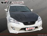 Genesis Coupe VIS FX SIDE SKIRTS  2010 - 2013