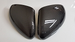2018 Kia Stinger - Carbon Fiber Side Mirror FULL Replacement - Pair