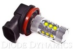 Diode Dynamics Cool 510 Lumens White Fog Light XP80 LEDs 2013 - 2014 Genesis Coupe