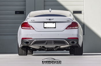 Ark Performance GRIP Catback Genesis G70 3.3
