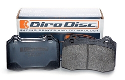 GiroDisc Magic Brake Pads - Front Kia Stinger - OEM Brembo