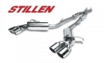 Genesis Coupe Stillen 3.8 Catback exhaust 2010 - 2016