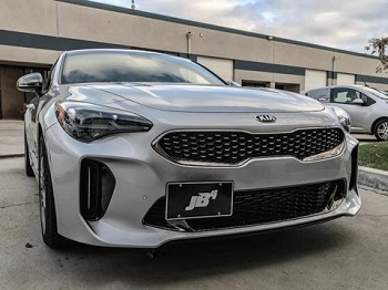 2018-2019 KIA STINGER BMS License Plate Relocation Kit