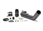 Synapse Black Charge Pipe with Black Bov 2013+ Hyundai Genesis 2.0T