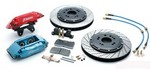 Genesis Coupe Rotora FRONT Big Brake Kit  2010 - 2012