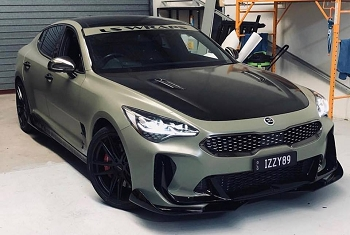 Sequence Garage Spec-R 2018+ Stinger GT Body Kit