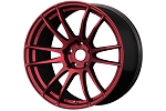 Gram Lights 57XTREME 18x9.5 +22 ; 18x10.5 +22 (Red Velvet)