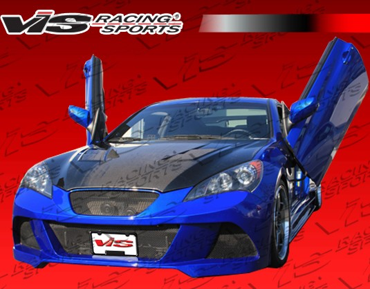 Genesis Coupe Vis Racing JPC Body Kit 2010 - 2012
