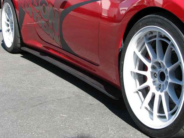Genesis Coupe APR Performance Side Rocker Extensions  2010 - 2013