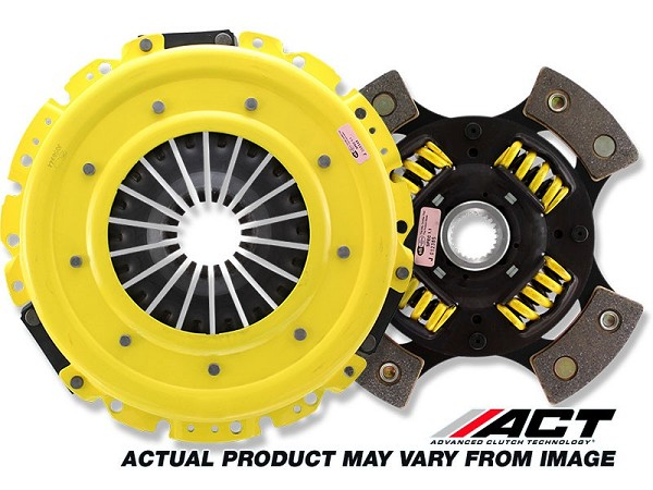 ACT Race 4 Sprung Clutch Kit Race Sprung 4 Pad 2.0T Genesis Coupe