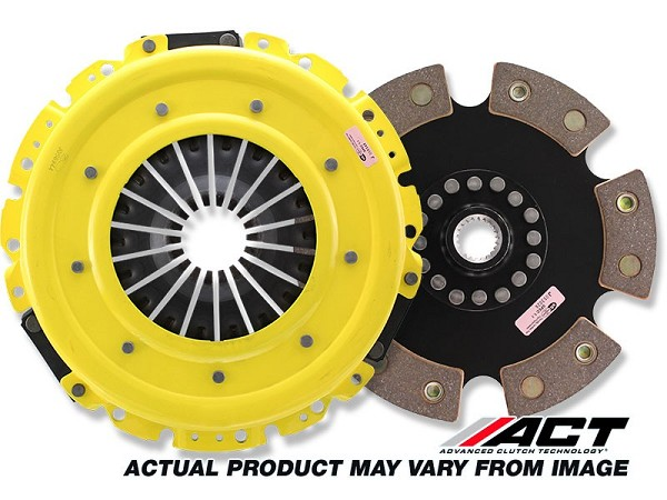 ACT Race 6 Puck Rigid Clutch Kit Genesis Coupe 2.0T