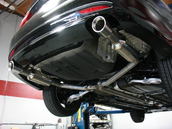 2011 - 2015 Kia Optima TURBO Injen Catback Exhaust System