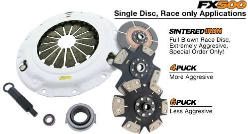 Clutch Masters 6 Puck Fx500 Stage 5 Clutch 2.0T Turbo 2010 - 2014 Genesis Coupe