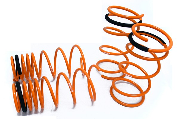 "2003-2006 Hyundai Tibuon 1.5"" Front 1.5"" Rear Lowering Springs"